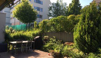 Moderní byt 3+kk 74m2 s krásnou zahradou 110 m2  a parkovacím stáním ve skvělé lokalitě - REZERVACE